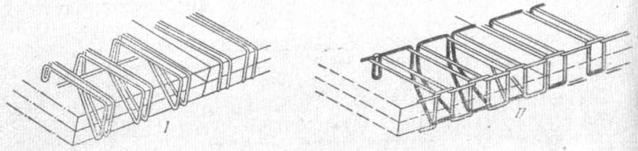 Рис. 114. Строчки стачивающе-обметочной машины